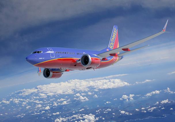 Southwest Airlines a commandé 30 Boeing 737 MAX 7 - DR : Boeing