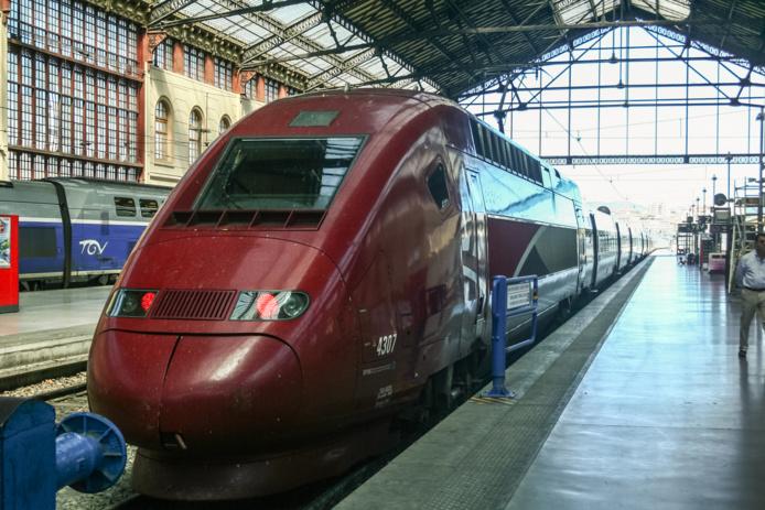 « (...)Nous restons convaincus de l'important potentiel de croissance et de développement du transport ferroviaire international à grande vitesse en Europe (...) /crédit DepositPhoto