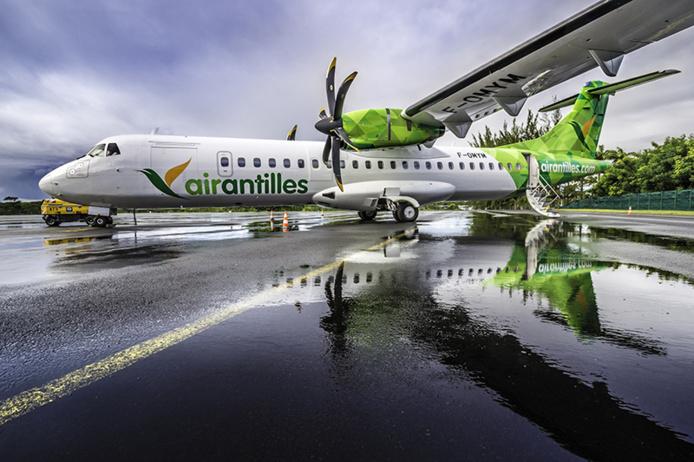 © Air Antilles - ATR72/600