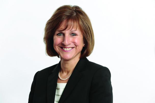 Clare Hollingsworth est la nouvelle présidente du conseil d'administration d'Eurostar International - DR
