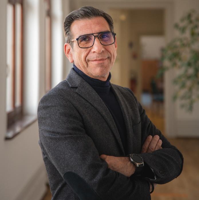 Olivier Midière, directeur général de l'Agence Régionale du Tourisme du Grand Est. - DR