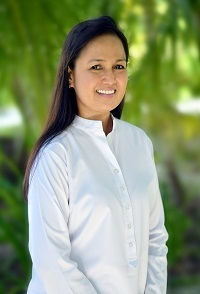 Gwendolyne Dela Cruz est la nouvelle Resident Manager de l'hôtel Shangri La's Villingili Resort and Spa - Photo DR