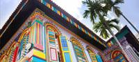 Culture métissée à Singapour