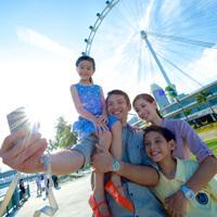 Singapour en famille