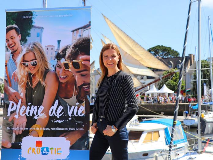 """Daniela Mihalic Durica : """"Les tour-opérateurs continuent de pousser la destination et nous remarquons qu'ils sont de plus en plus nombreux à vouloir mettre en avant les régions telles que  l'Istrie ou la région de Zadar par exemple.""""  - credit Andrina Luic (002)"""