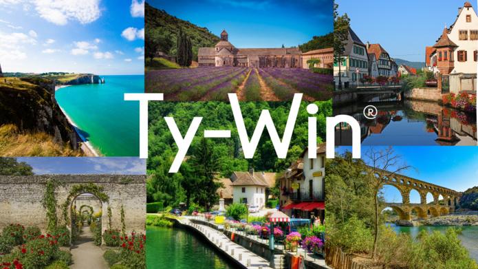 Ty-Win, une technologie bretonne qui permet de commercialiser très simplement et dès maintenant la Destination France. - DR : Funbreizh.