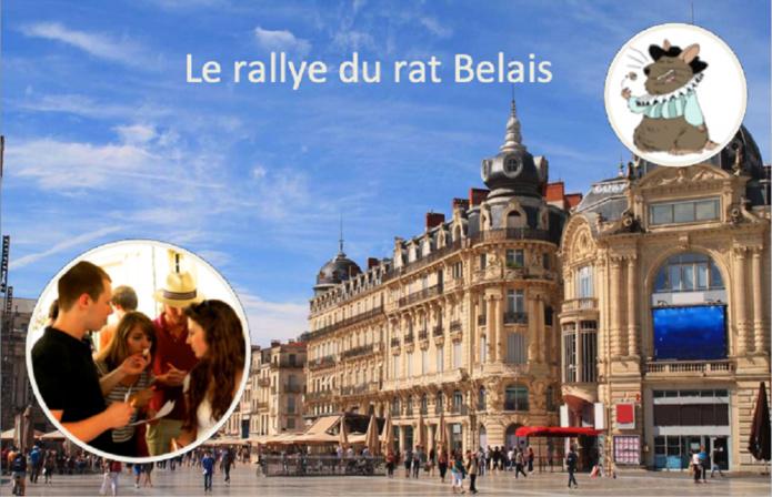 Montpellier wine tours organise un rallye gourmand à la découverte de Montpellier. – DR : Montpellier wine tours.