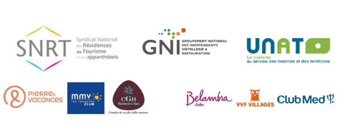 Le collectif rassemble le SNRT, le GNI, l'UNAT et de grands opérateurs touristiques - DR