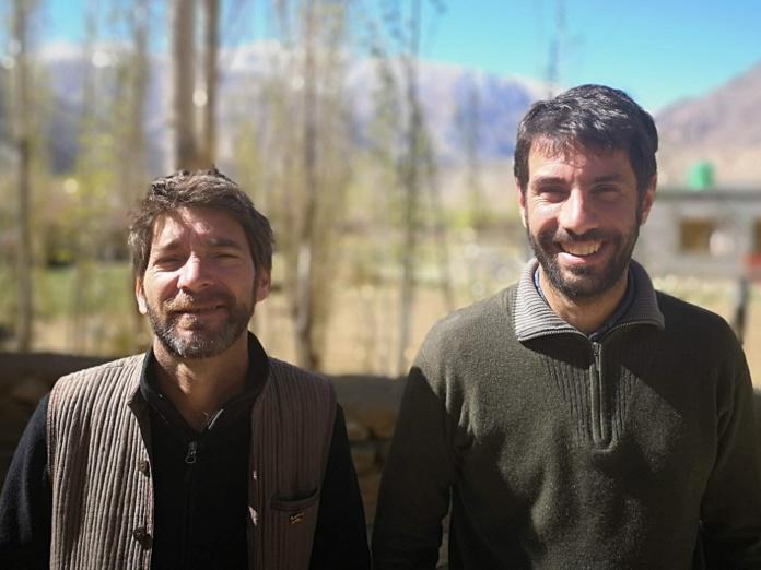 Alex Le Beuan et Jérémy Grasset, les deux créateurs de Shanti Travel, ont levé 1,08 million d'euros pour atteindre une taille critique et devenir l'un des réceptifs majeurs en Asie - DR