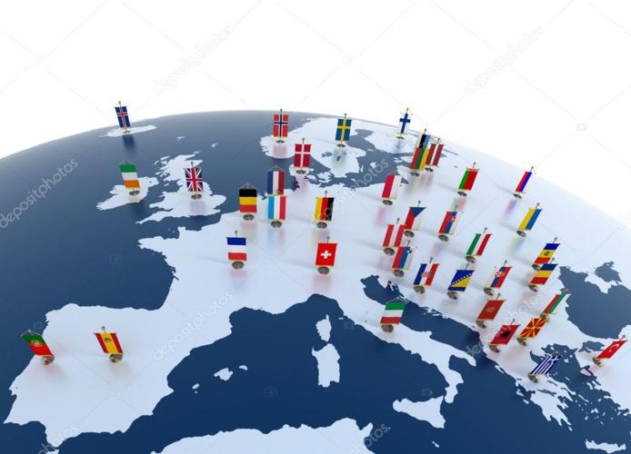 """Les voyages en Europe sont-ils possible malgré les mesures de """"freinage"""" mises en place par le gouvernement - Depositphotos.com"""