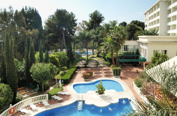 Le Club Marmara Costa Park est doté de 374 chambres - DR