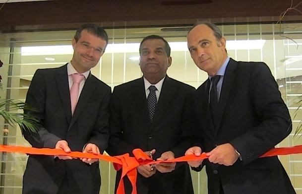EMirates vient de dépenser 3,8 M€ dans la rénovation de son salon Business et First à l'aéroport Charles de Gaulle - DR: LAC