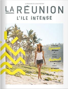 Le nouveau magazine édité par L'Ile de la Réunion Tourisme - DR