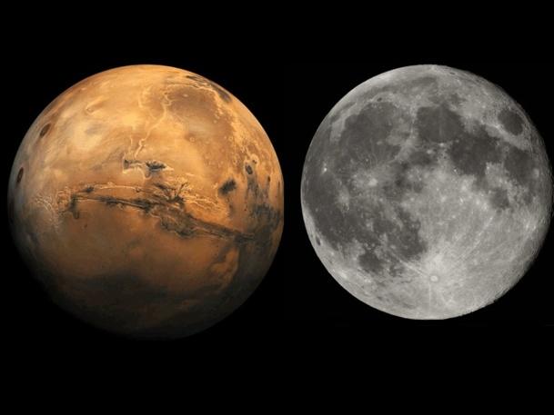 Les fondateurs de Golden Spike Company ont tenu à préciser « qu'un vol aller-retour pour deux passagers avec une promenade sur la lune coûtera 1,5 milliard de dollars ». - Photo DR