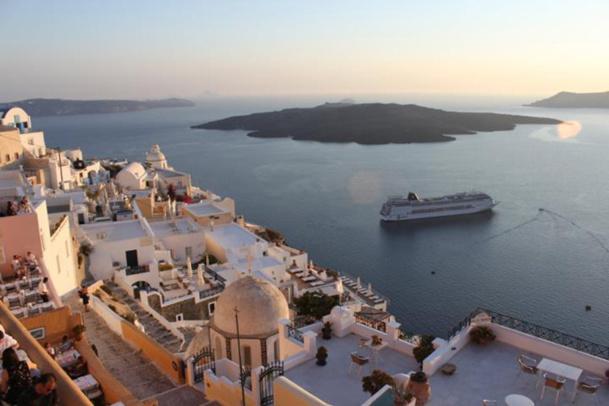 La Grèce caracole dans le Top 3 des réservations chez Héliades, Voyages Fram, Look, TUI ou encore Thomas Cook - DR : A.B.