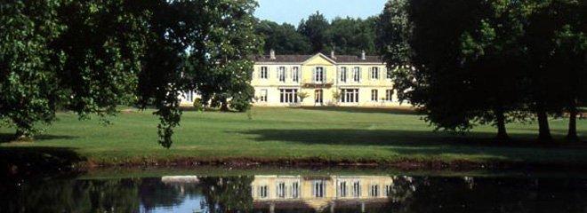 La Chartreuse du château Le Thil proposera aux clients des Sources de Caudalie 9 nouvelles chambres d'hôtes. ©DR
