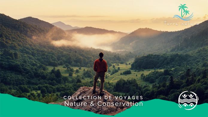 Collection Terra Natura pour un voyage d'immersion avec la nature