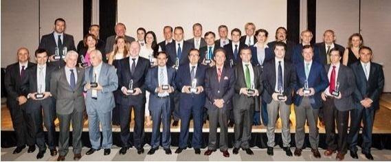 Les lauréats des XXIe Prix Travelranking de Agenttravel - Photo DR
