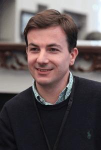 Fréderic Saunier, directeur commercial d'Amadeus