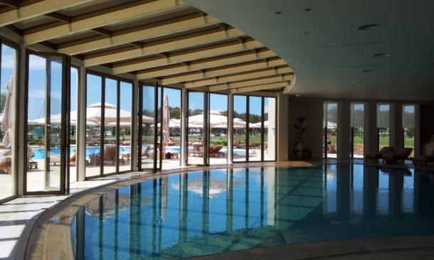 « My Spa » dispose de 10 cabines de soin, dont une pour couple, une pour massages thaïs avec matelas au sol, et une autre avec baignoire pour hydrothérapie - DR