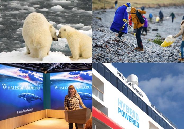A l'occasion du jour de la Terre, le 22 avril, la compagnie a décidé d'organiser sa Earth Week - DR