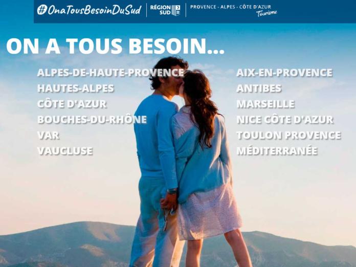 La Campagne OnaTousbesoin du Sud dispose d'un site Internet - DR