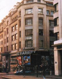 Bureau FRAM à Paris, 79 avenue des Champs-Elysées - DR : FRAM