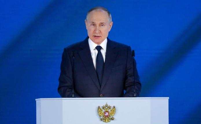 Un e-Visa simple au délai optimisé selon Vladimir Poutine – ©Kremlin (Impression d'écran)