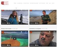 """Tournage de """"Sale Temps pour la planète"""" : le Var à l'honneur de l'émission de Morad Aït Habbouche"""