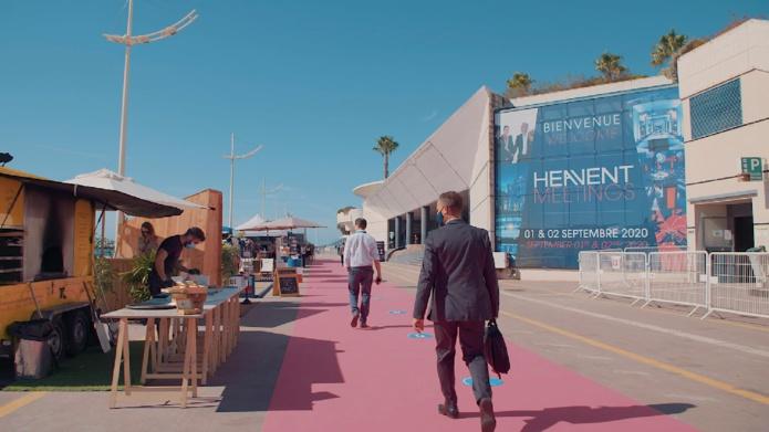 Le Palais des Festivals et des Congrès de Cannes se dote d'une conciergerie médicale - DR Palais des Festivals