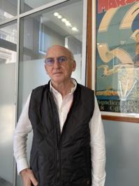 Marc Thepot, élu il y a à peine quelques mois à l'Office du tourisme et des congrès, est déjà aux prises avec des enjeux et des joutes  politiques qui le dépassent /crédit dr