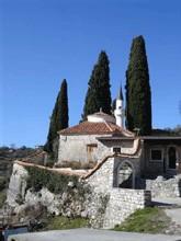 A Stari Bar, une mosquée au charme orthodoxe