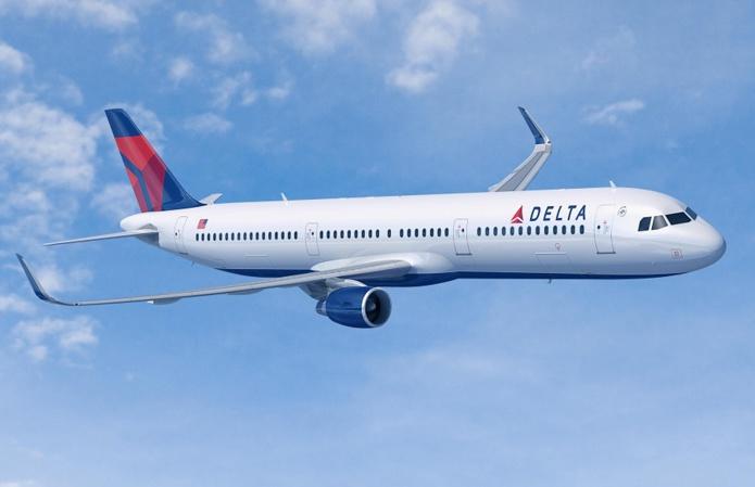 Delta a aussi accéléré la livraison de deux avions A350-900 - DR