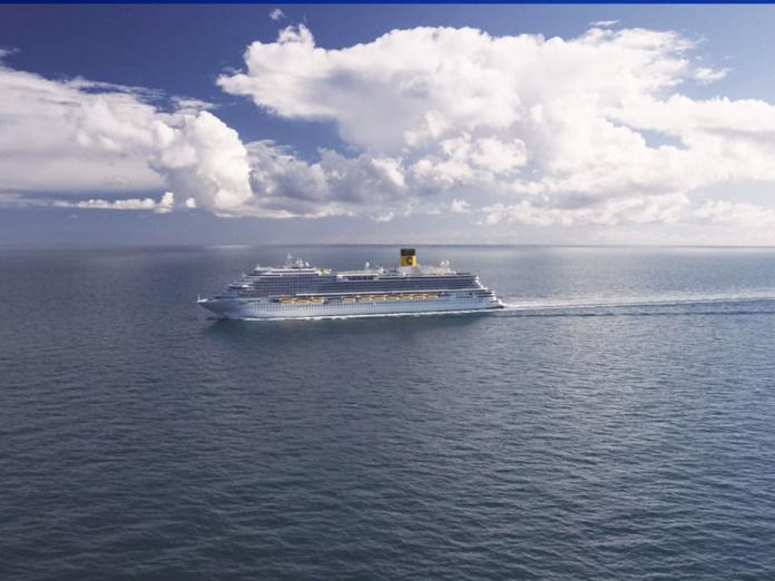 Le Costa Firenze naviguera en Italie puis vers Marseille et Barcelone notamment - DR Costa Croisières