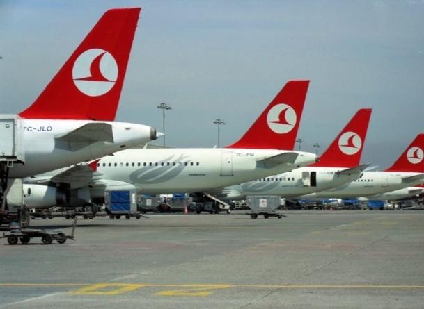 En Europe, seule Turkish Airlines pointe parfois dans les 10 meilleures compagnies aériennes - DR