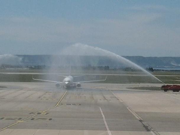 Turkish Airlines : 1er vol entre Istanbul et Marseille