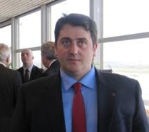 Erhan Ipek est le Directeur général de Turkish Airlines à Marseille - Photo P.C.