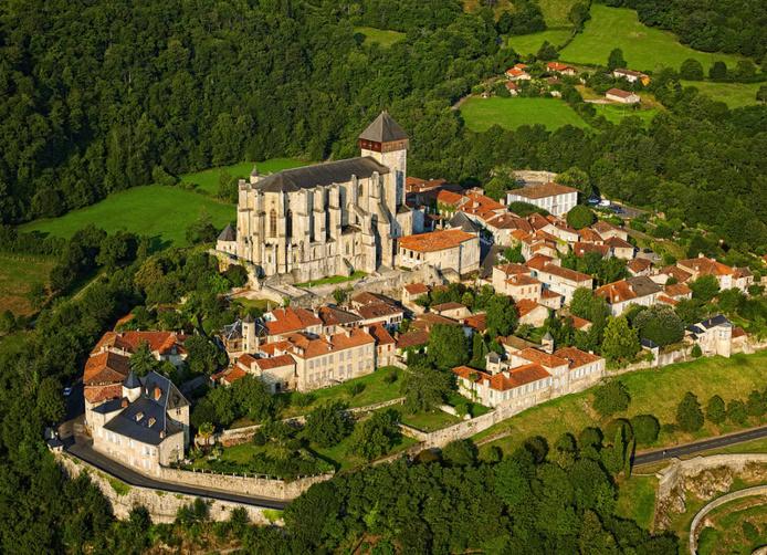 St Bertrand de Comminges © Haute-Garonne Tourisme