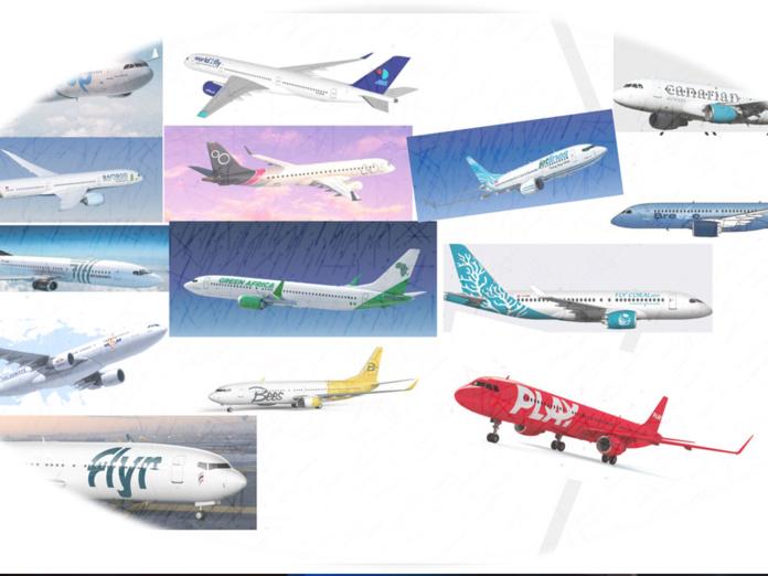 L'Europe mais aussi le reste du monde voient arriver des dizaines de nouveaux opérateurs. Citons entre autres Bees Airlines en Ukraine, Canarian Airways aux Canaries, EGO Airways en Italie, Play en Islande, mais aussi Green Africa Airways au Nigeria, Breeze Airways aux Etats-Unis - DR