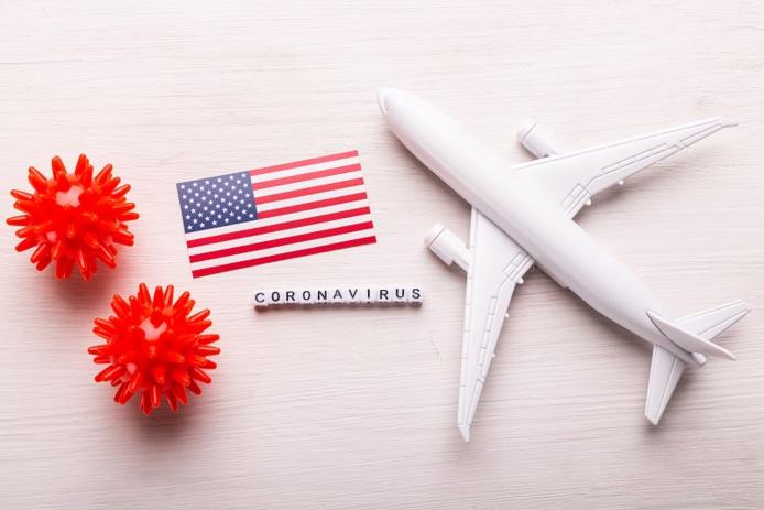 Les Centres de contrôle et de prévention des maladies des Etats-Unis recommandent aux américains de ne pas.... voyager - Crédit photo : Adobe Stock