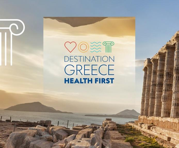 """En Grèce, tous les établissements touristiques doivent obligatoirement obtenir le Label """"Health First"""" dans le cadre de l'épidémie de coronavirus - Compte Facebook Visit Greece"""