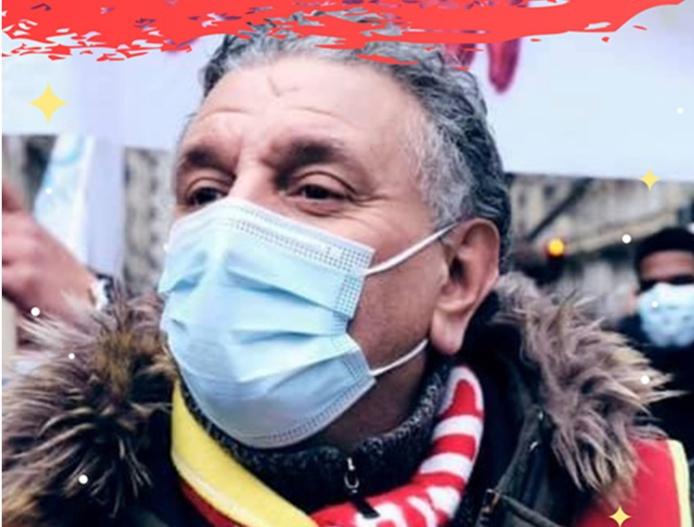 Lazare Razkallah, secrétaire CGT du CSE Tui France  - DR