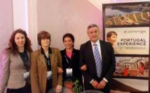 L'équipe de Visit Portugal - BF