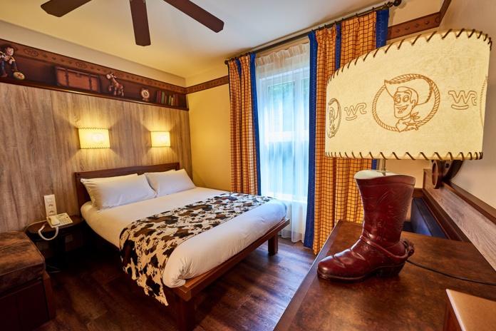 Le Disney's Hotel Cheyenne - DR