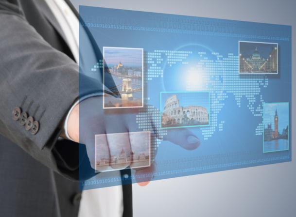 Les conciergeries virtuelles font leur apparition, et permettent de transposer l'hospitalité humaine sur le support digital. Crédit photo : © Tombaky - Fotolia.com