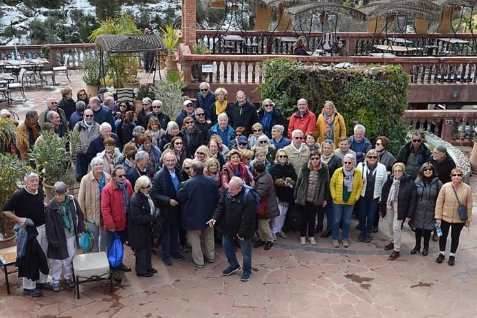 En janvier 2020 se sont tenues les 4e Rencontres AFST à Marrakech, avec plus de 120 participants - DR : AFST