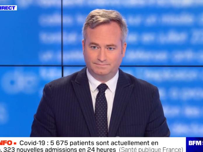 """""""Les Français pourront partir cet été à l'étranger"""" affirmé Jean-Baptiste Lemoyne - Capture écran"""