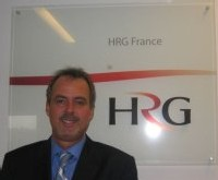 Yves Nanique, DG de HRG France