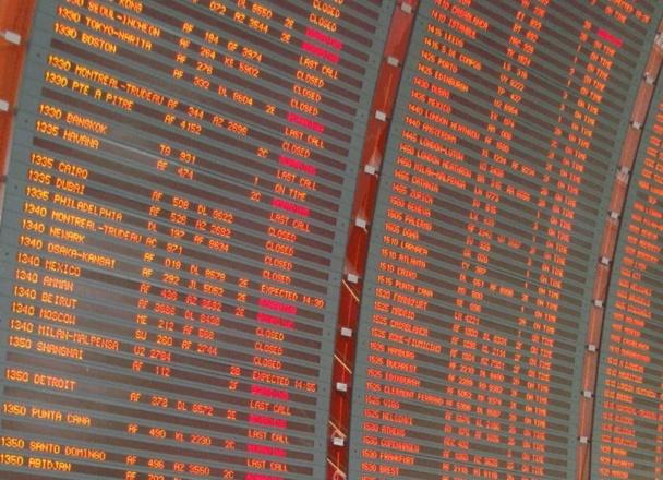 Des perturbations sont à prévoir dans les aéroports français, suite au préavis de grève déposé par les contrôleurs aériens. - Photo CE