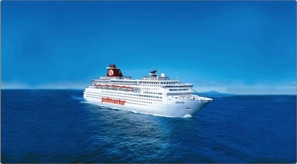 Le Zénith, futur bateau de Croisières de France, rejoindra la flotte en 2014. DR